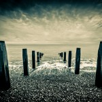 Kingsdown Groynes, image courtesy of tangerine dreams.Facebook  Tumblr